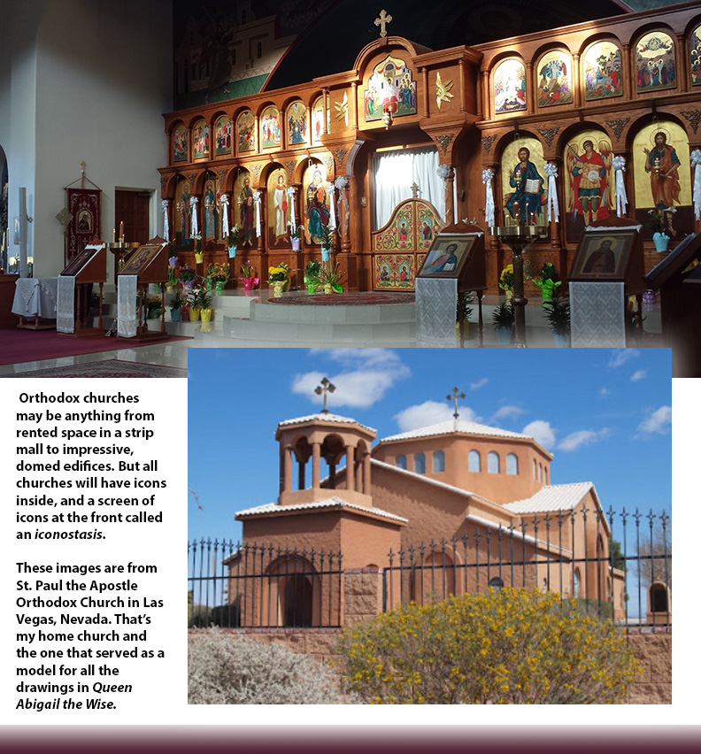 About Orthodox churches