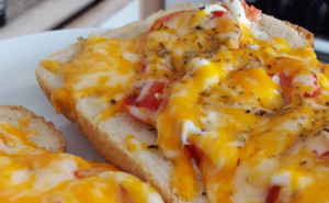 Couldn't resist posting my favorite toasted cheese recipe online. Go to www.facebook.com/QueenAbigailtheWise/ to check it out.