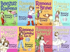 And this is just ONE of Beverly Cleary's characters! Are you seeing this, Abigail?
